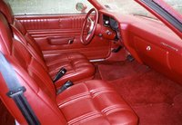 "1980 Plymouth Road Runner, Optional vinyl interior, matching ""tuff"" wheel.  , interior, gallery_worthy"