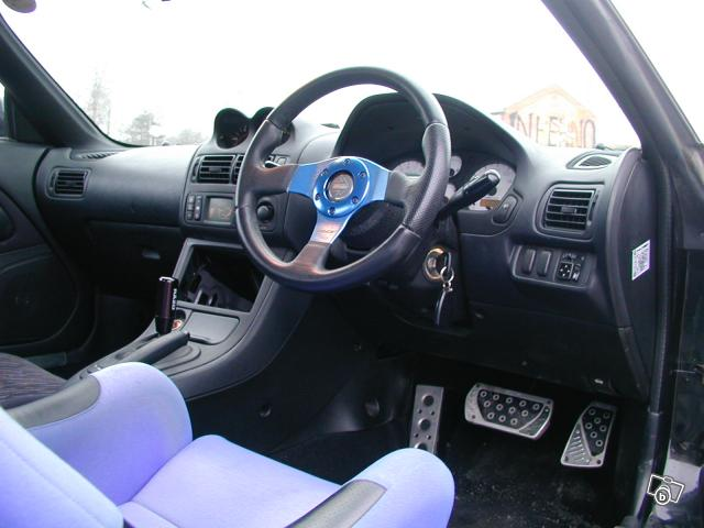 Picture of 1995 Mitsubishi FTO, interior