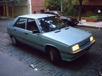 1988 Renault 11 Picture Gallery