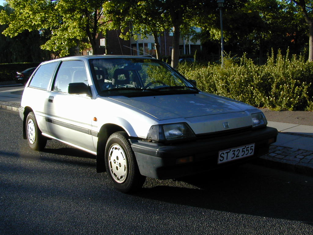 1984 Honda Civic picture