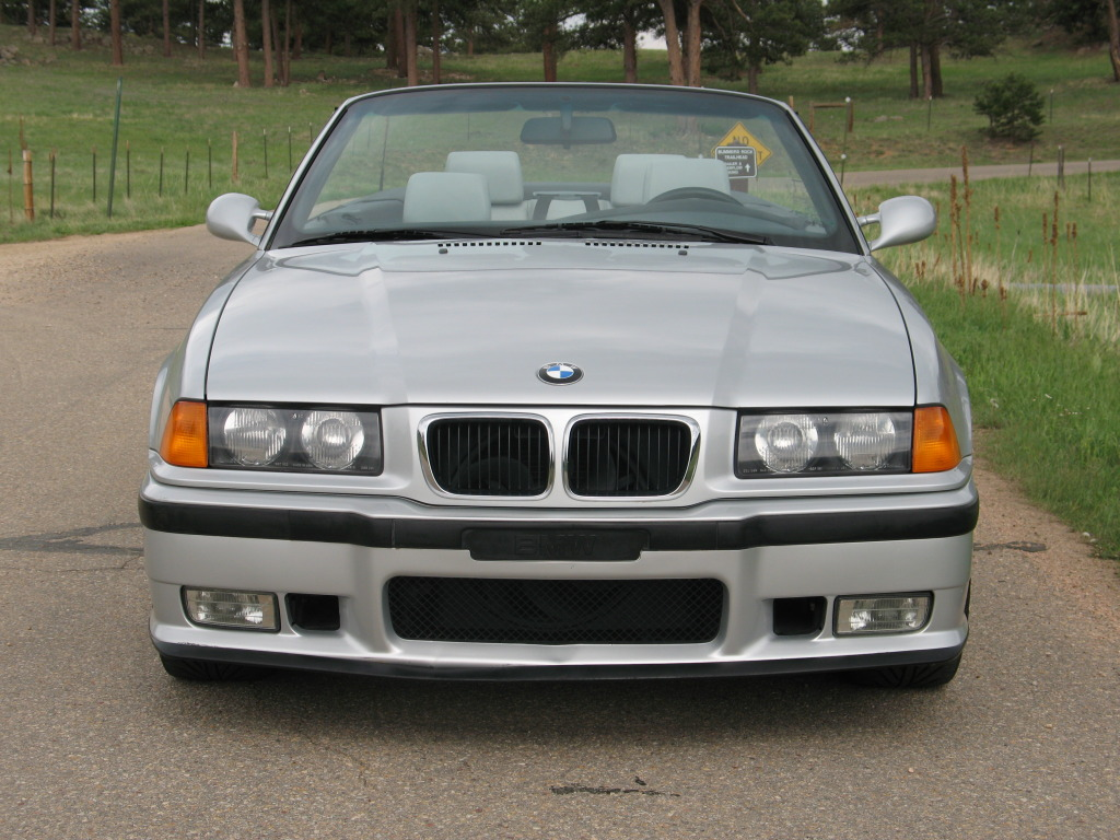 Picture Of 1998 Bmw M3 Convertible Exterior