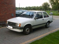 1984 Opel Corsa Overview