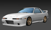 Picture of 1988 Toyota Supra, exterior, gallery_worthy