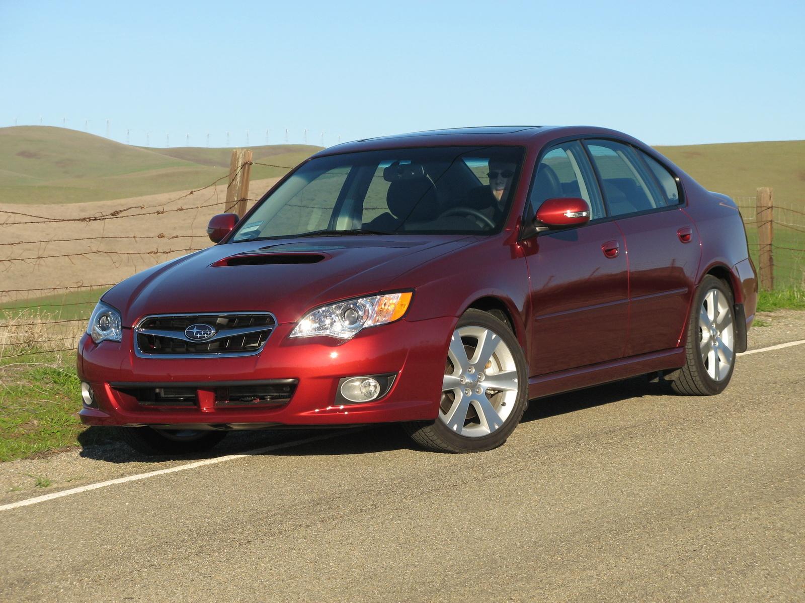 2009 Subaru Legacy Pictures Cargurus