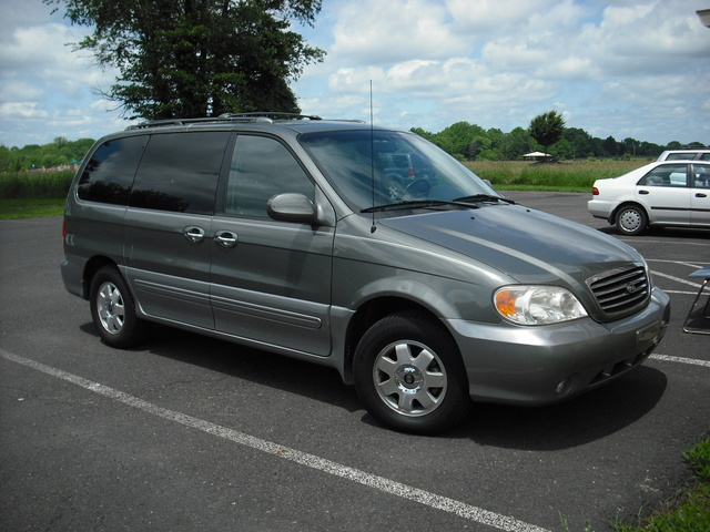2003 Kia Sedona User Reviews Cargurus