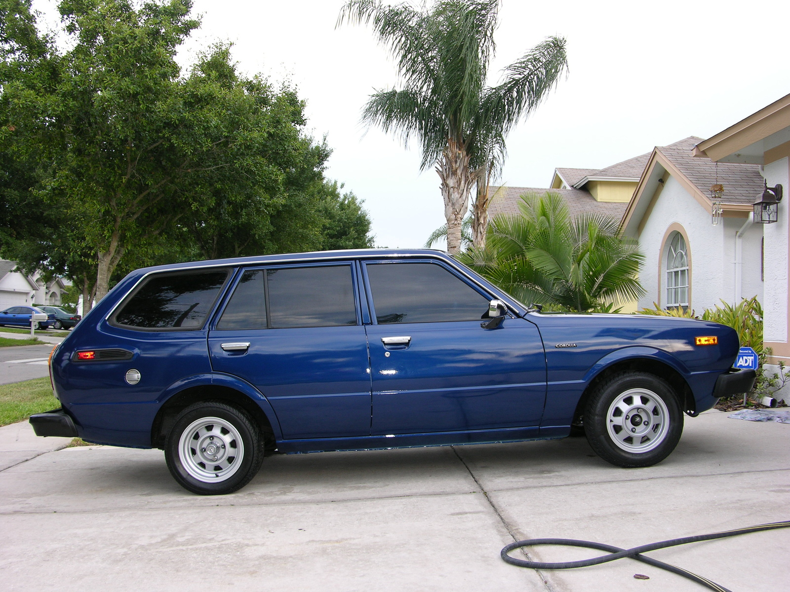 1979 Toyota Corolla DX, Takes me to work for the last 30 years., exterior