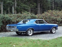 Picture of 1966 Chevrolet Chevelle, exterior