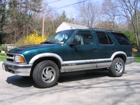 1997 Chevrolet Blazer Overview