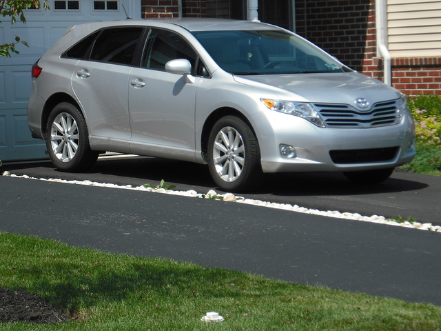 Picture of 2009 Toyota Venza I4 AWD, exterior, gallery_worthy