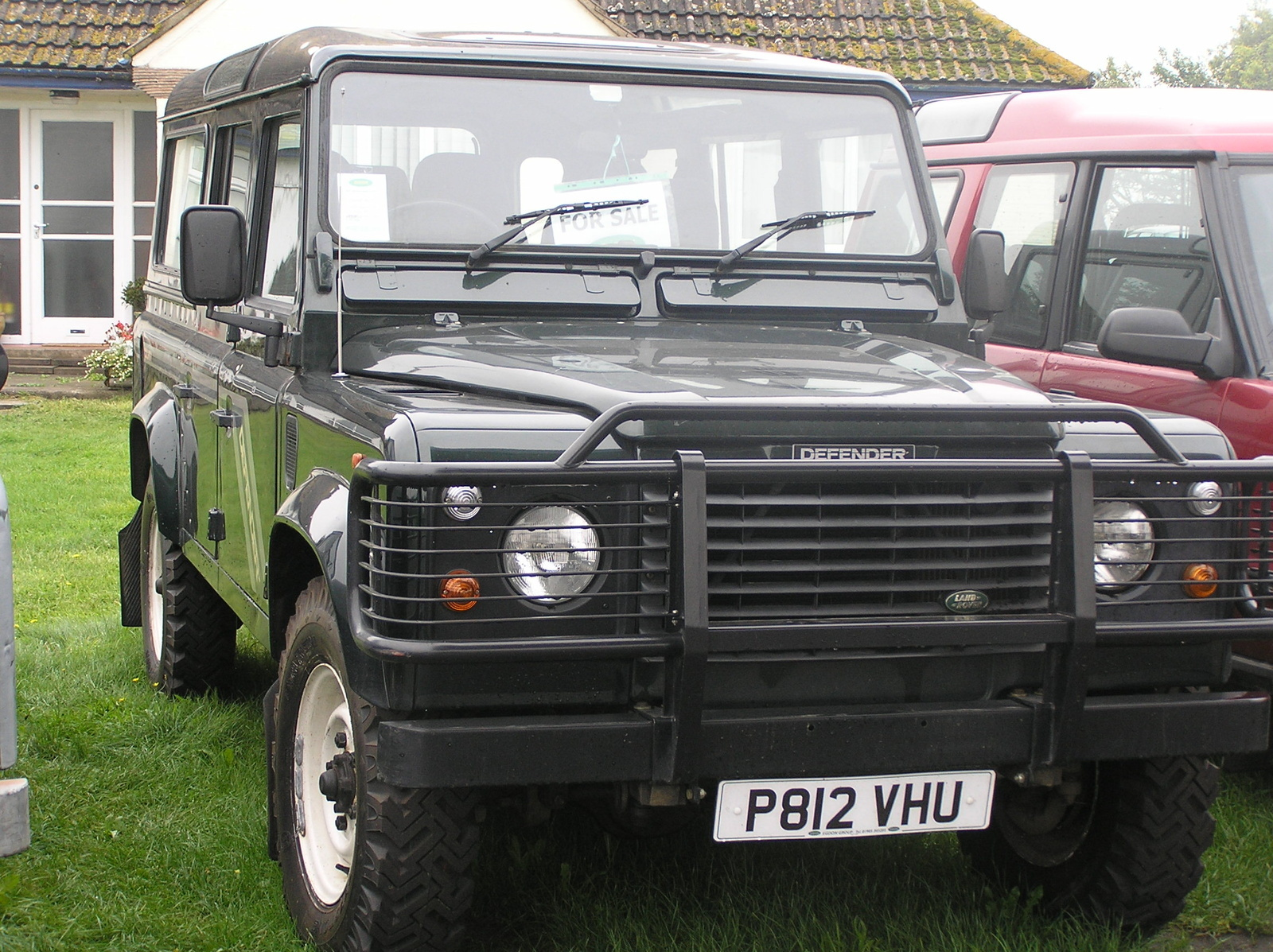 1997 Land Rover Defender - Overview - CarGurus