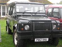 1997 Land Rover Defender Overview
