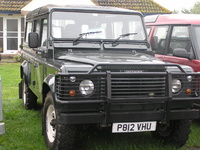 1997 Land Rover Defender Overview