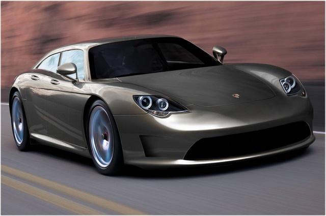 Picture of 2010 Porsche Panamera S, exterior, gallery_worthy