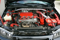 Picture of 1998 Toyota Camry XLE V6, engine