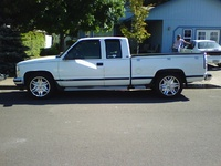 Picture of 1995 GMC Sierra 1500 C1500 SL Extended Cab SB, exterior