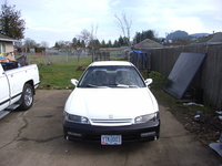 Picture of 1995 Honda Accord EX Coupe, exterior