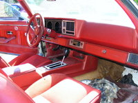 Picture of 1980 Chevrolet Camaro, interior