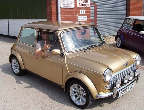 Picture of 2000 Rover Mini