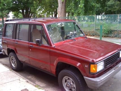 Picture of 1991 Isuzu Trooper 4 Dr LS 4WD SUV, exterior, gallery_worthy