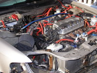 Picture of 2000 Acura EL, engine