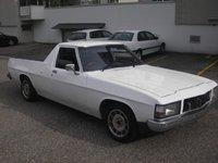 1981 Holden Statesman Overview