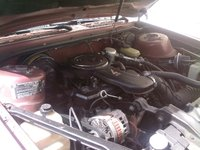 Picture of 1987 Buick Century, engine