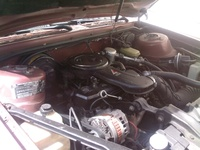 1987 Buick Century picture, engine