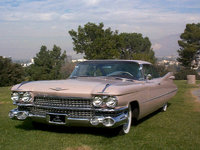 Picture of 1959 Cadillac DeVille, exterior