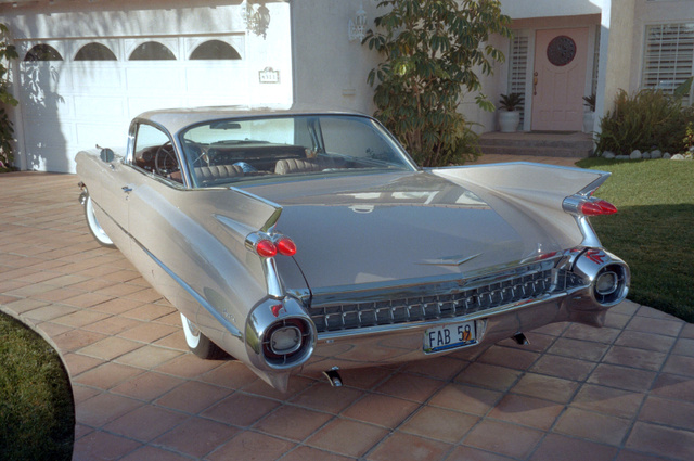 Picture of 1959 Cadillac DeVille, exterior, gallery_worthy