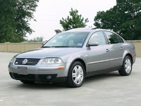 Picture of 2003 Volkswagen Passat W8, exterior, gallery_worthy