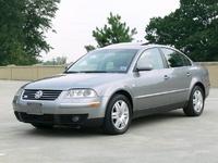 Picture of 2003 Volkswagen Passat W8, exterior