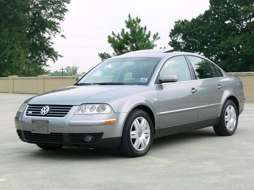 Picture of 2003 Volkswagen Passat W8