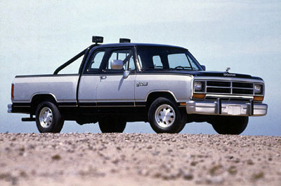 Picture of 1993 Dodge RAM 350, exterior