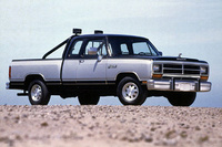 1993 Dodge RAM 350 Overview