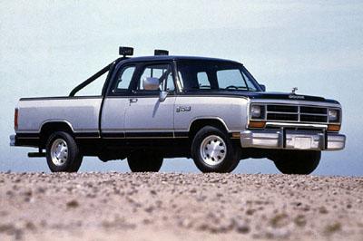 1993 Dodge RAM 350 picture, exterior