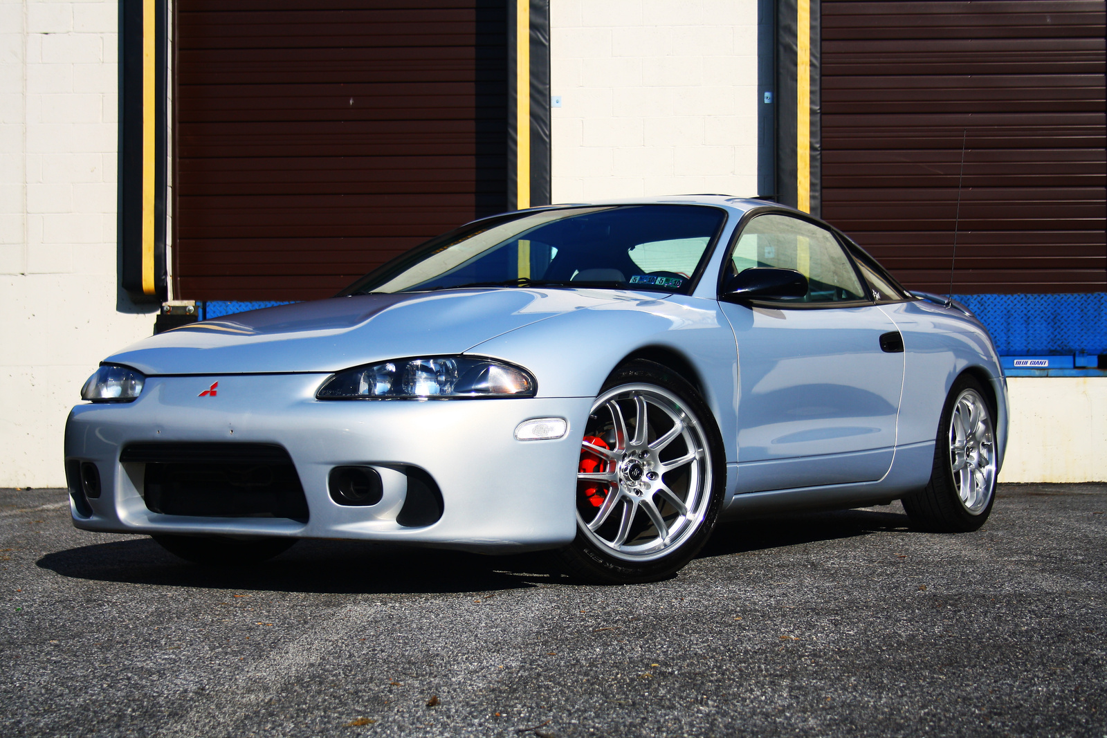 1999 Mitsubishi Eclipse RS, 1999 Mitsubishi Eclipse 2 Dr RS Hatchback ...