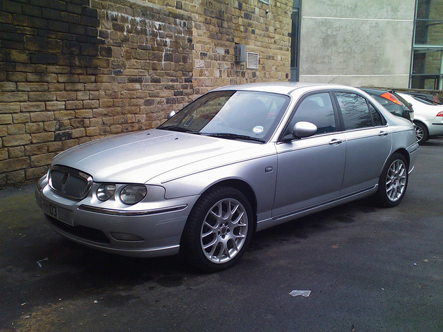 Picture of 2003 Rover 75, exterior