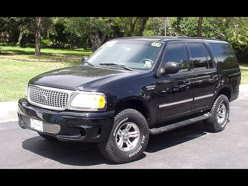 2000 Ford Expedition XLT 4WD picture, exterior