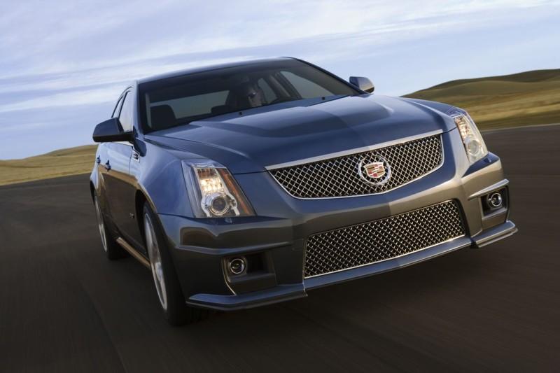 Cadillac CTS-V Top Photos