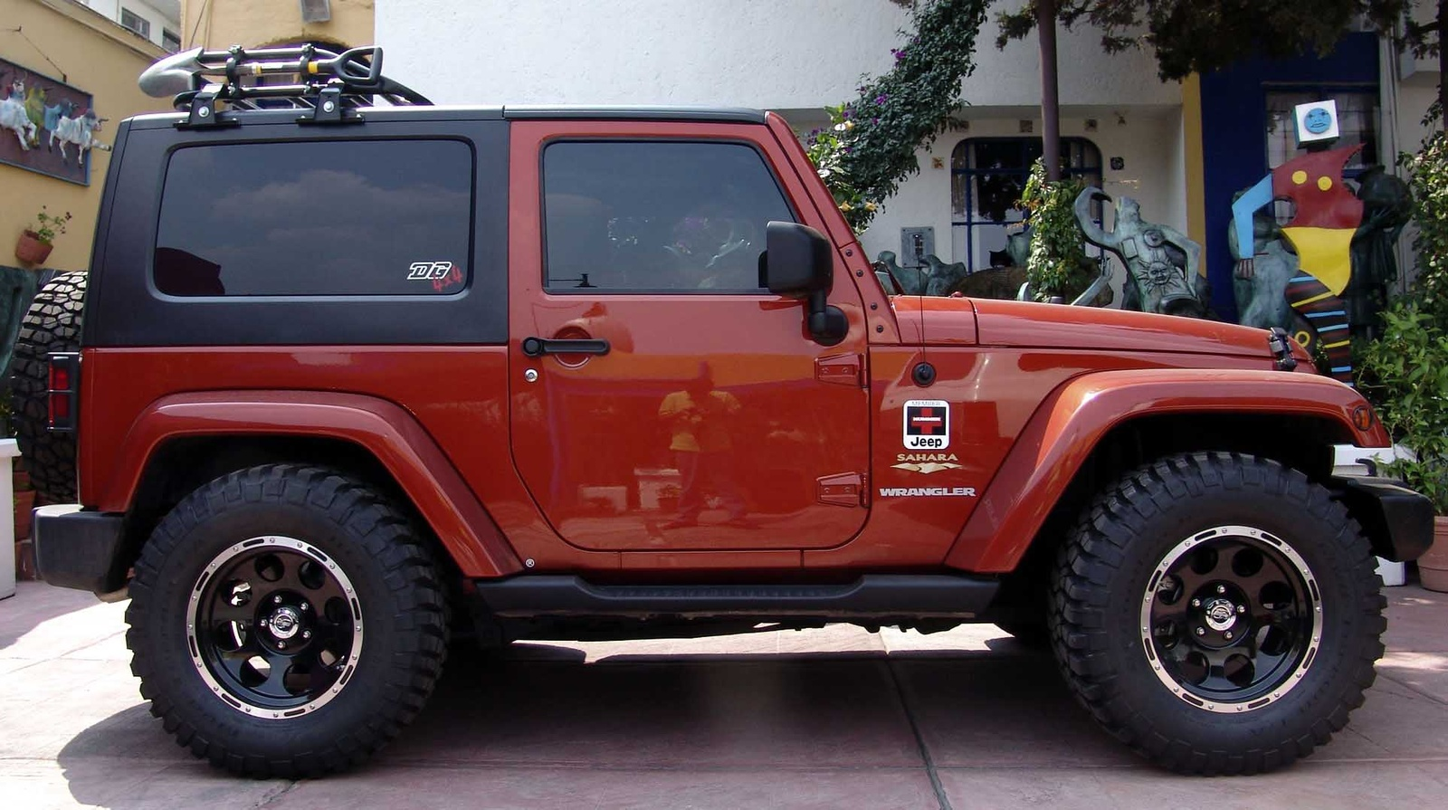 Beautiful 1995 Jeep Wrangler Sahara