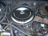 Picture of 1985 Oldsmobile Cutlass Calais, engine, gallery_worthy