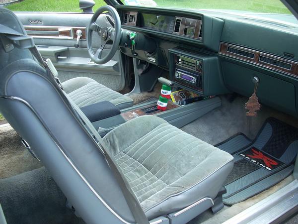 1985 Oldsmobile Cutlass Calais Pictures Cargurus