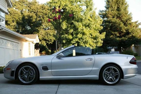 Picture of 2007 Mercedes-Benz SL-Class