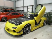 1993 Mazda RX-7 Picture Gallery