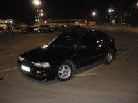 Picture of 1988 Mazda 323, exterior