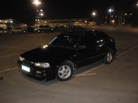 1988 Mazda 323 picture, exterior