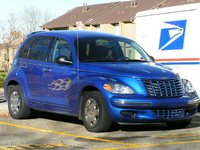 2004 Chrysler PT Cruiser Base picture, exterior