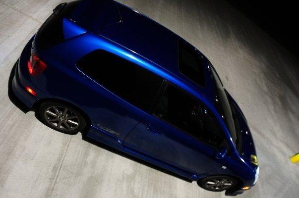 2003 Honda Civic Si Concept. 2003 Honda Civic Si Hatchback