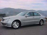 2003 Mercedes-Benz E-Class Overview
