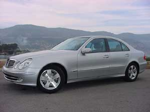 Picture of 2003 Mercedes-Benz E-Class